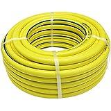 SaniFri 470010051 Tubo flessibile di alta qualità, 30 m, Certificazione TÜV per tubi dell'acqua, resistente al freddo e al caldo, dimensioni: 1/2 pollici
