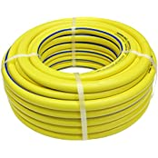 Sanifri 470010051, Garden hose 12.5 mm 1/​2    30 m Yellow Sanifri