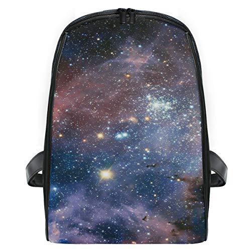 ISAOA Cool Universe Galaxy Space Pattern15 Kinder Schultasche,niedlicher Kinder-Rucksack,leicht,langlebig,Tagesrucksack,Reisetasche,Kleinkinder,Schulranzen f¨¹r Kindergarten Vorschule Alter 2¨C7 Jahre -