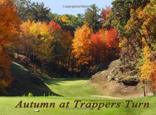 Autumn at Trappers Turn Golf Club - Canvas Trapper