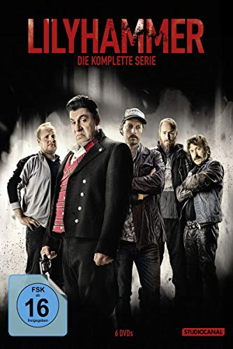 Lilyhammer - Die komplette Serie [6 DVDs] - 5 Dvd Tv-season Mad