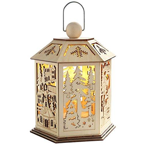 Christmas Lantern: Amazon.co.uk