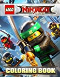 Produkt-Bild: The LEGO NINJAGO Movie: Coloring Book for Kids, Activity Book (Exclusive high-quality Illustrations 2017)