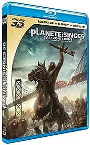 La Planète des Singes : L'Affrontement [Combo Blu-ray 3D + Blu-ray 2D]