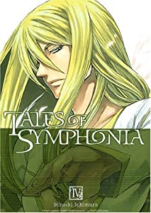 Tales of Symphonia Edition simple Tome 4