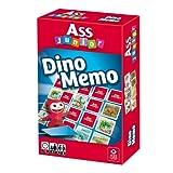 ASS Altenburger 22509601 - Junior - Dino Memo