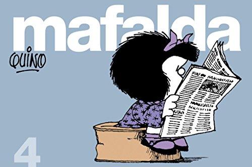 Mafalda 4 (LUMEN GRÁFICA) por Quino