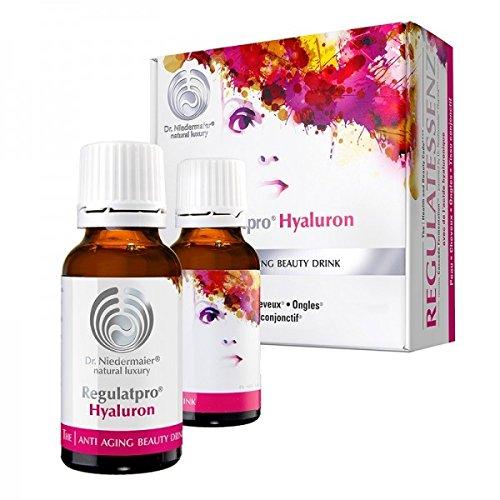 Dr. Niedermaier Pflege Natural Luxury Regulatpro Hyaluron Anti Aging Beauty Drink 20 ml
