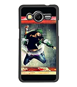PRINTSWAG DANCER BOY Designer Back Cover Case for SAMSUNG GALAXY CORE 2 G355H