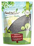 Food to Live Semillas de amapola australianas para hornear (Australia) – 1 Libra