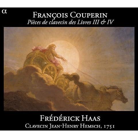 Couperin: Piezas Para Clave, Libros Iii Y Iv / Haas