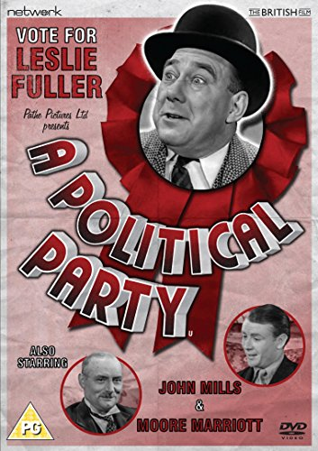 A Political Party [DVD] [UK Import]