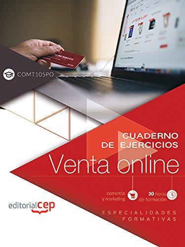 Cuaderno de ejercicios. Venta online (COMT105PO). Especialidades formativas