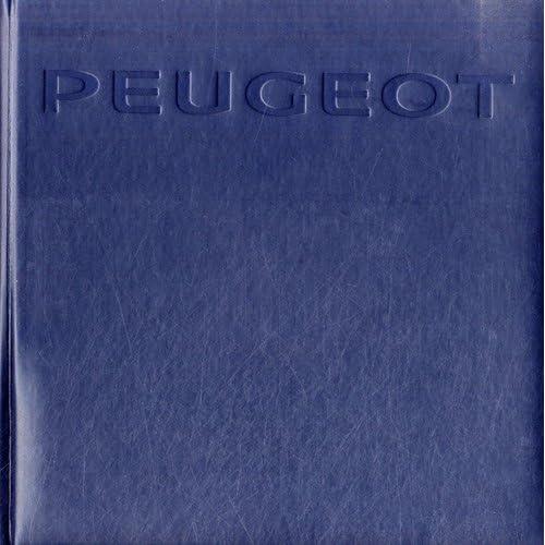 Moments choisis Peugeot 200 ans : Edition de luxe