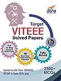 #8: Target VITEEE (11 Years Solved Papers, 2006-2016/10 Mock Tests)