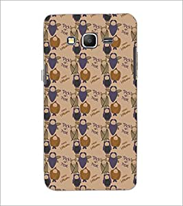 PrintDhaba Pattern D-5348 Back Case Cover for SAMSUNG GALAXY GRAND PRIME (Multi-Coloured)