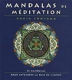 Image de Mandalas de méditation : 52 mandalas pour atteindre la paix de l'esprit