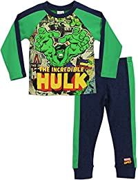 El Increible Hulk - Pijama para niños