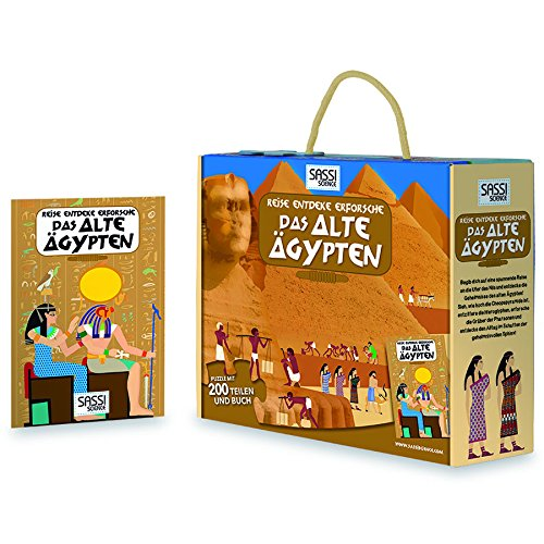 orsche, Das alte Ägypten (Kinderpuzzle) ()
