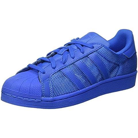 adidas Herren Superstar Niedrige Sneaker