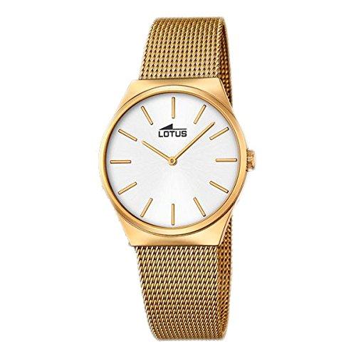 Lotus Minimalist 18481/1 Wristwatch for women Design Highlight