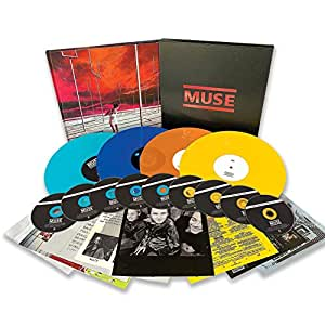 Origin Of Muse (Box 9Cd+4Lp)