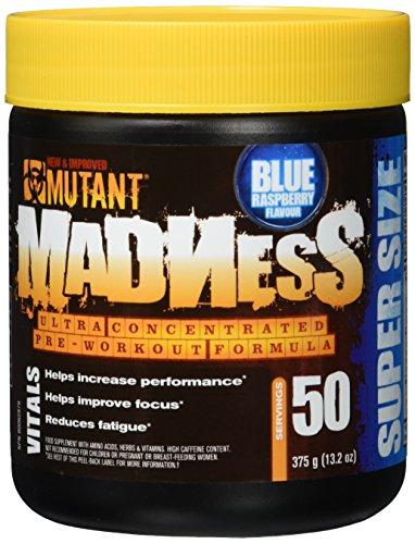 Mutant - Mutant Madness (50serv. - 375g) - Blue Raspberry