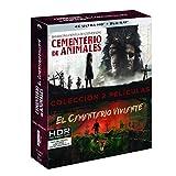 Pack: Cementerio Viviente + Cementerio de Animales (4K UHD + BD) [Blu-ray]