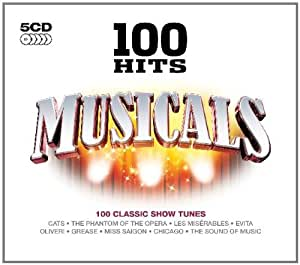100 Hits: Musicals