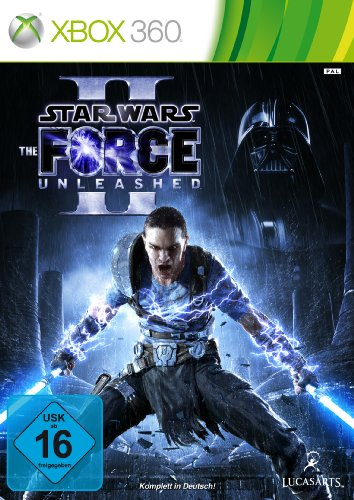Xbox Unleashed 2 Force (Star Wars: The Force Unleashed 2 - [Xbox 360])