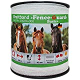 Eider FenceGuard Weidezaunband 40 mm Breitband - Qualität Made in Germany (400m)