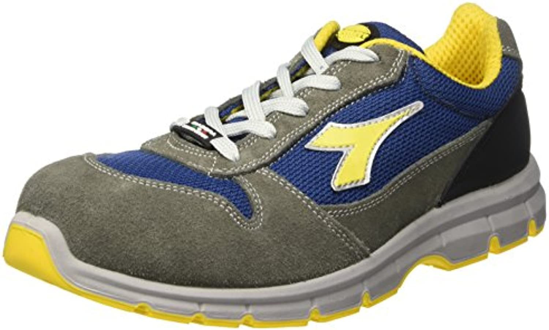 Diadora Run Textile Low S1p, Scarpe da Lavoro Unisex – Adulto, Grigio (Grigio Castello Blu Insegna), 38 EU   Outlet Online Store    Sig/Sig Ra Scarpa