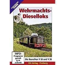 Coverbild: Wehrmachts-Dieselloks - Die Baureihen V 20 und V 36