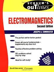 Electromagnetics: Second Edition (Schaum's Outline S.)