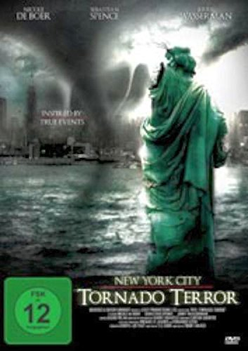 New York City: Tornado Terror (DVD)
