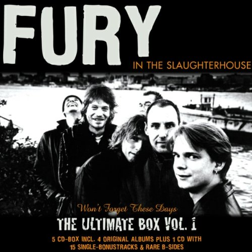 fury in the slaughterhouse cd 2017 The Ultimate Box Vol.1