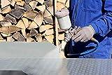 LS-116 1K Grundierung Metall Zink Alu lackieren Zinkgrundierung Korrosionsschutz Stahl Rostschutzgrundierung Metallgrundierung (5KG, Weiß)