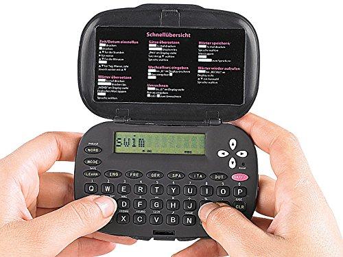 Electrónico de bolsillo Traductor (para 6idiomas)