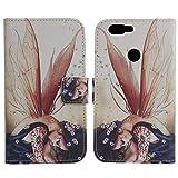 Lankashi PU Flip Leder Tasche Hülle Case Cover Schutz Handy Etui Skin Für Elephone P8 Mini 5