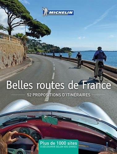 Les plus belles routes de France Michelin