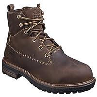 Stivali di sicurezza Timberland Hightower con puntale resistente agli impatti e alla compressione, per maggior comfort e durevolezza.