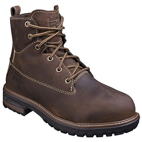Timberland Pro Damen Hightower Safety Stiefel (38 EU) (Koffee)