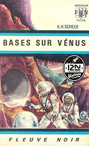 Perry Rhodan n°04 - Bases sur Vénus