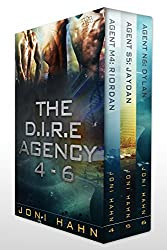 The D.I.R.E. Agency Series Box Set, Books 4-6 (English Edition)