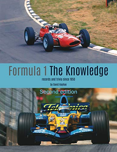 Formula 1 - The Knowledge 2nd Edition -