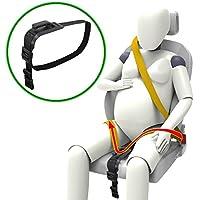 inturón de Seguridad, de maternidad cinturón ajustable para Embarazadas, Comodidad y Seguridad para Futuras Mamás, Protege a Tu bebé por nacer, Un Imprescindible para las Embarazadas, de ZUWIT