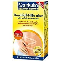 Zirkulin Durchfall - Hilfe akut | bei akutem Durchfall sowie begleitenden Bauchkrämpfen, Blähungen und Reizdarmbeschwerden preisvergleich bei billige-tabletten.eu