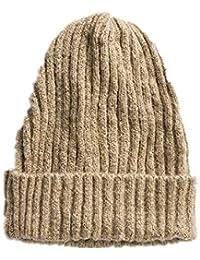 ZOODQ Sombrero de señora Beret Estilo francés Gorro de Lana para Mujer f929578c40a