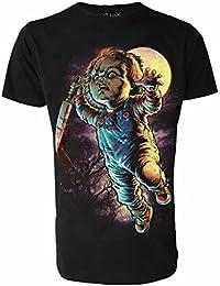 "Darkside - ""Chucky"" T-Shirt, Farbe: Schwarz"