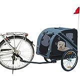 Karlie Doggy Liner Economy, 125 x 95 x 72 cm, rot/grau